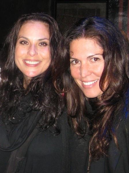 Julie Anne Rhodes and Natalie Smith
