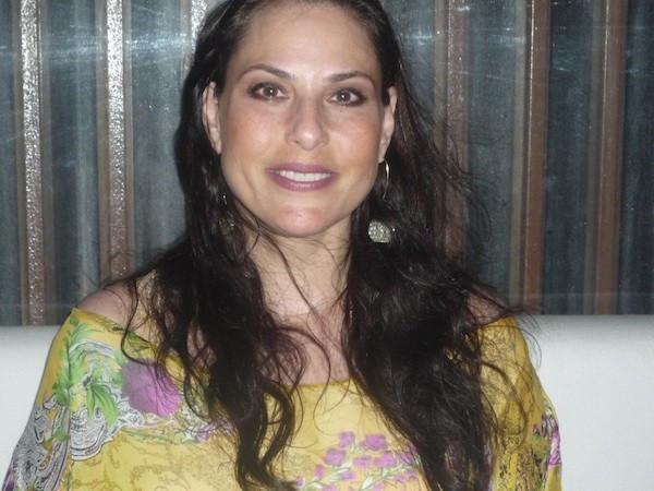 Julie Anne Rhodes in Bali