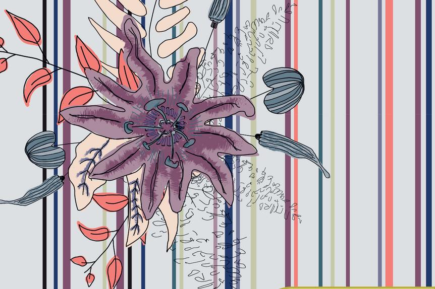 """Passiflora II (Col 2)"""