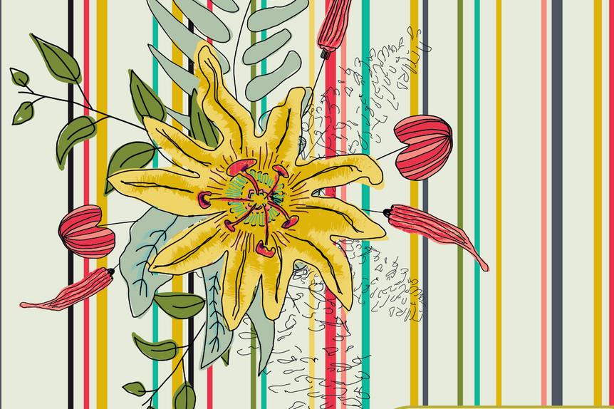 """Passiflora II (Col 1)"""