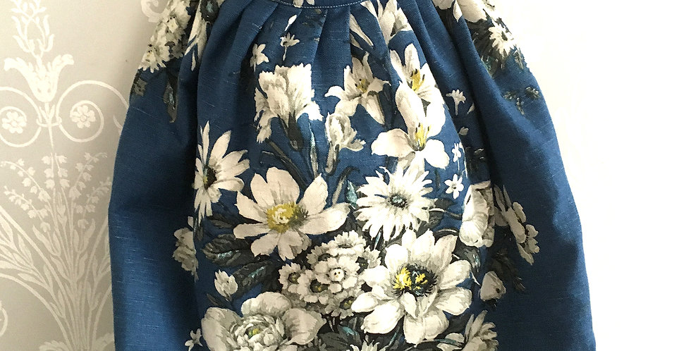 Vintage floral bag