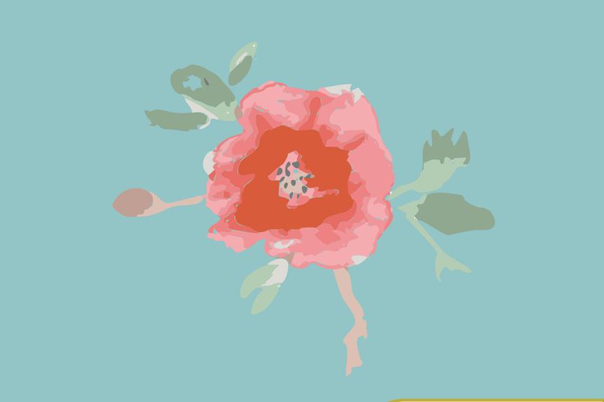 """""""Roses in Bloom 1"""""""