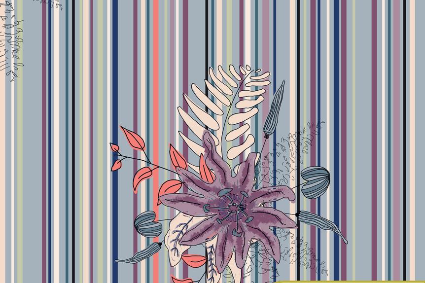"""Passiflora IV (Col 2)"""