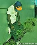 Photo shoot at LAX with Kurtis Blow JR