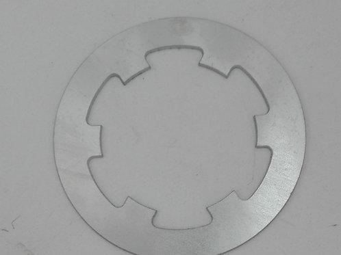 infradisco in alluminio