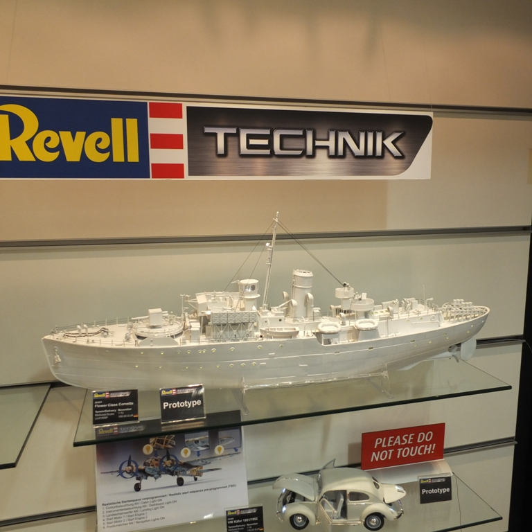 Revell Technik Nuremberg 2017