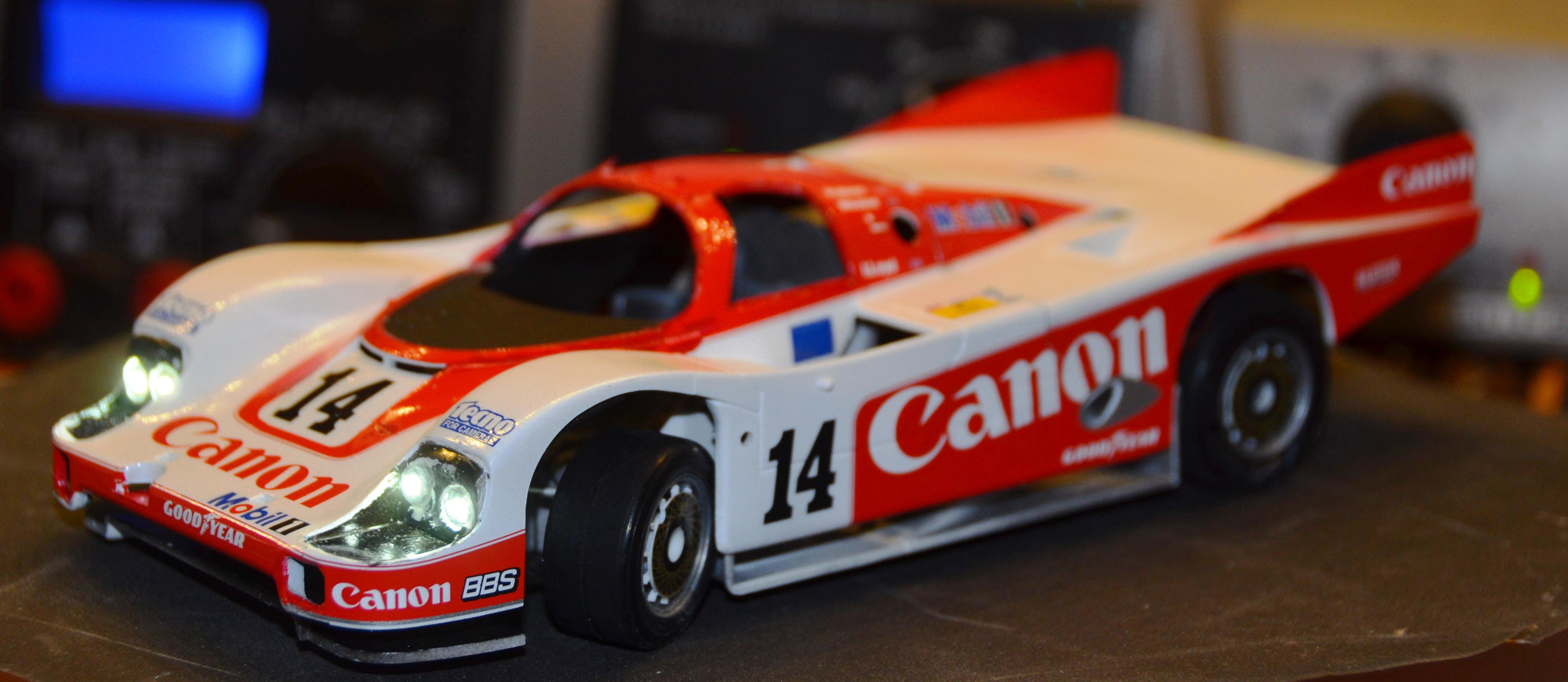 Tamiya Porsche 956