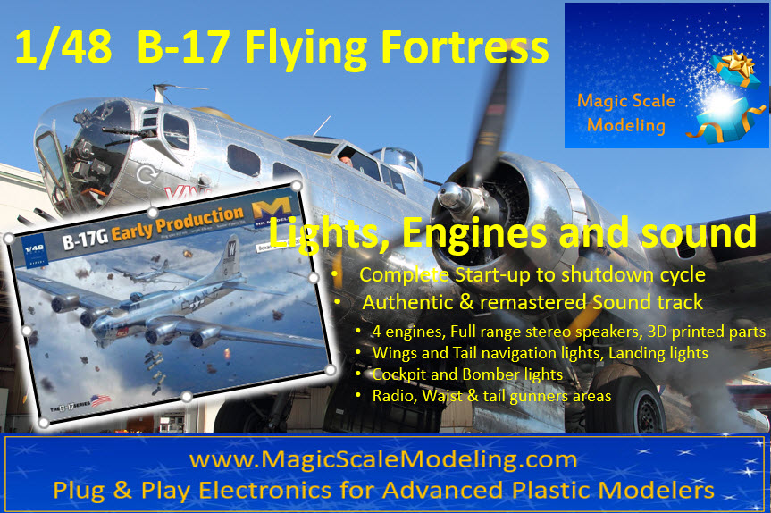 B-17 HKM 1-48 Box art