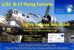 Magic SCale Modeling B-17 BoxArt V01