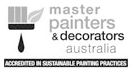 Master painters and decorators logo