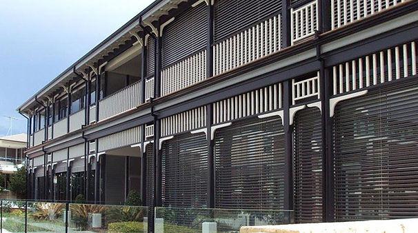 Restoration of decks, pergolas and external woodwork