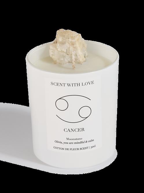 Zodiac Candle Cancer