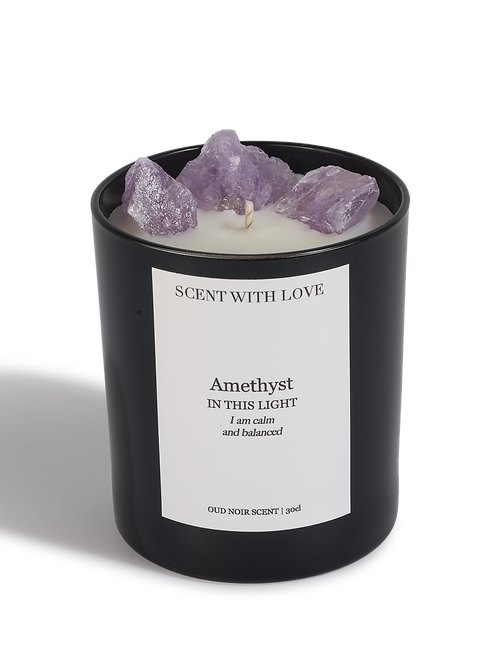 Amethyst | Calm & Balanced