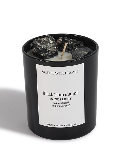 Black Tourmaline | Protected & Empowered