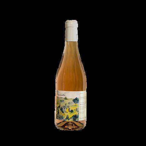 Aquarelle - Gamay - Rosé 2018