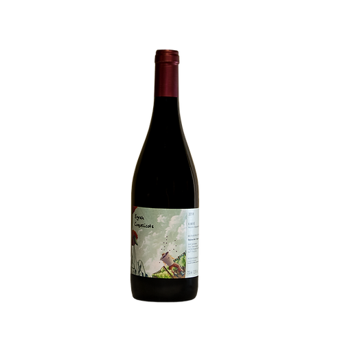 Coquelicots - Syrah - Rouge 2018
