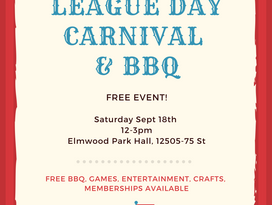 Community League Day Carnival