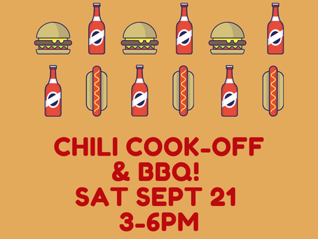 Chili Cook-off & BBQ