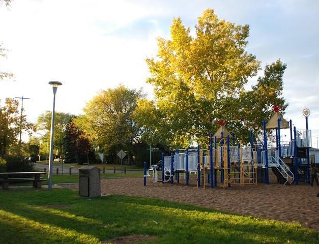 Elmwood Park playground