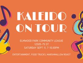 Kaleido Fest comes to Elmwood Park!
