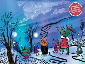Edmonton's Deep Freeze is coming to Elmwood Park!