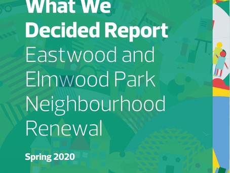 Neighbourbood Renewal Decision
