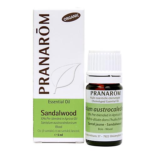 Sandalwood 10%, Organic
