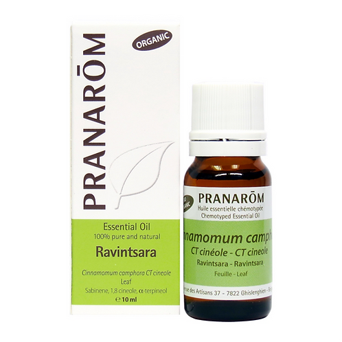 Ravintsara, Organic