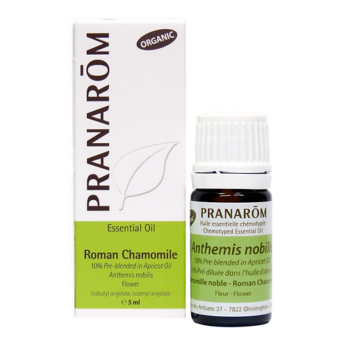 Roman Chamomile 10%, Organic