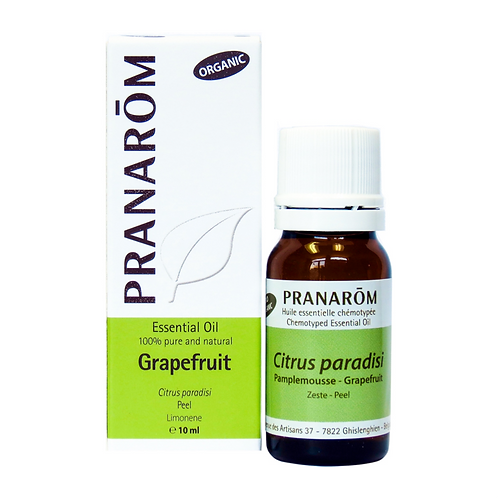 Grapefruit, Organic 10ml