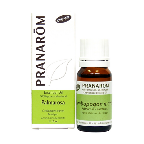 Palmarosa, Organic