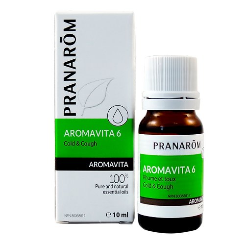 Pranarom - AromaVita 6 - Cold & Cough