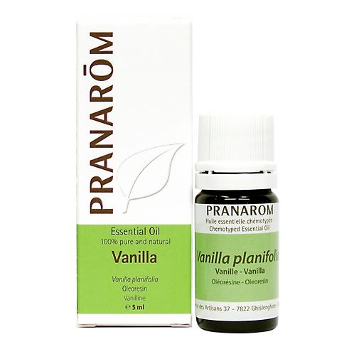 Vanilla, Organic