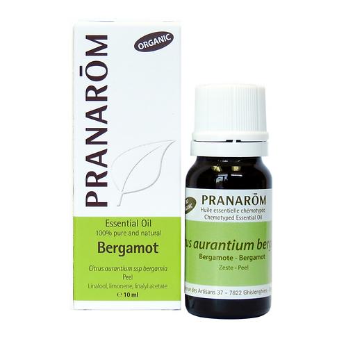 Bergamot, Organic 10ml