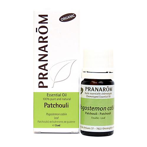 Patchouli, Organic