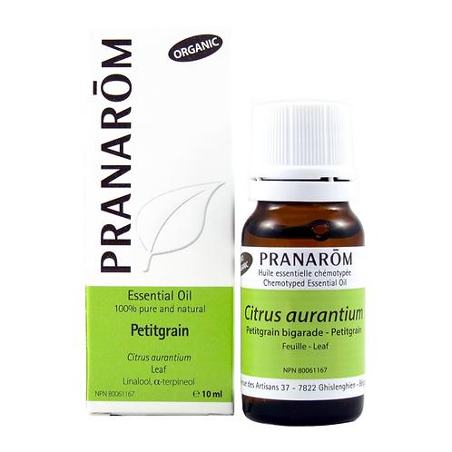 Petitgrain, Organic