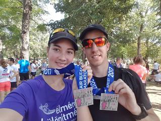 Félmaraton beszámoló - Hansel Veronika