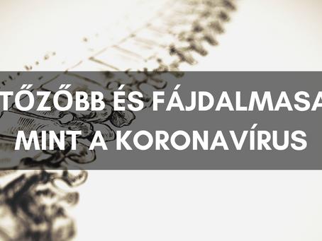 """Vigyázz, ez a betegség a koronavírusnál is jobban """"fertőz""""!"""