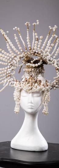 Agnieszka Osipa Halo Headpiece