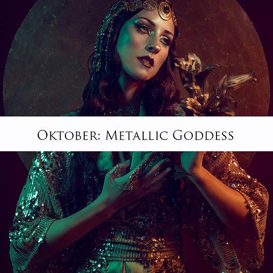 Metallic Goddess