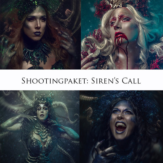 Shootingpaket Siren's Call