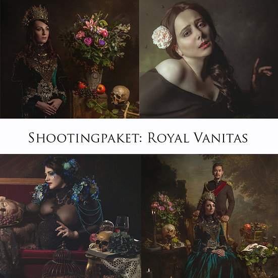 Shootingpaket Royal Vanitas