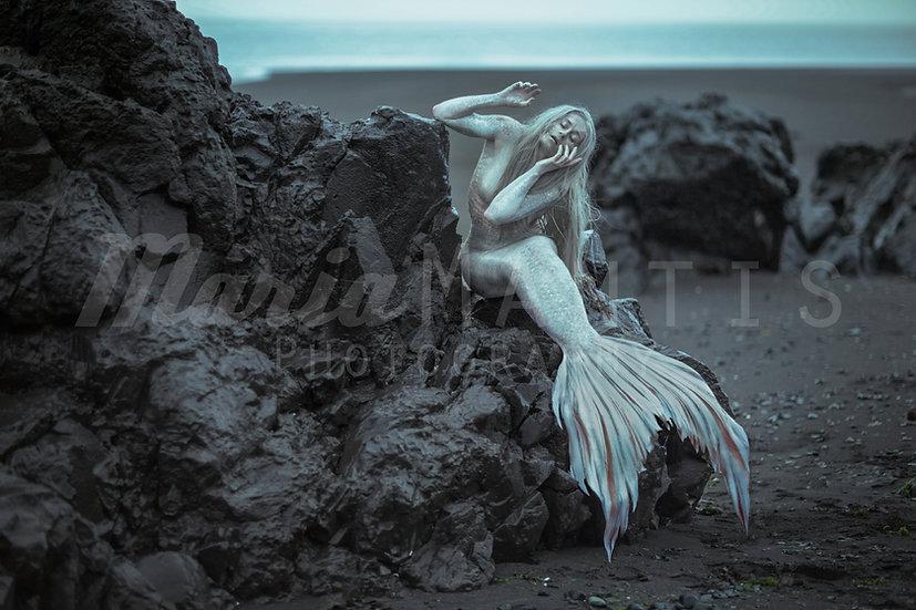 "Fine Art Print ""Hafmey"" Mermaid"