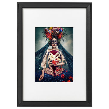 "Fine Art Print ""Dia de los Muertos"""