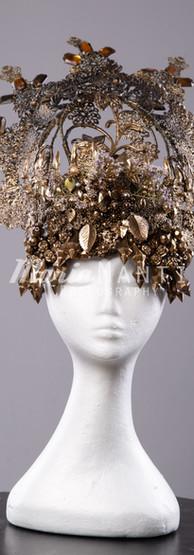 Agnieszka Osipa Gold Crown