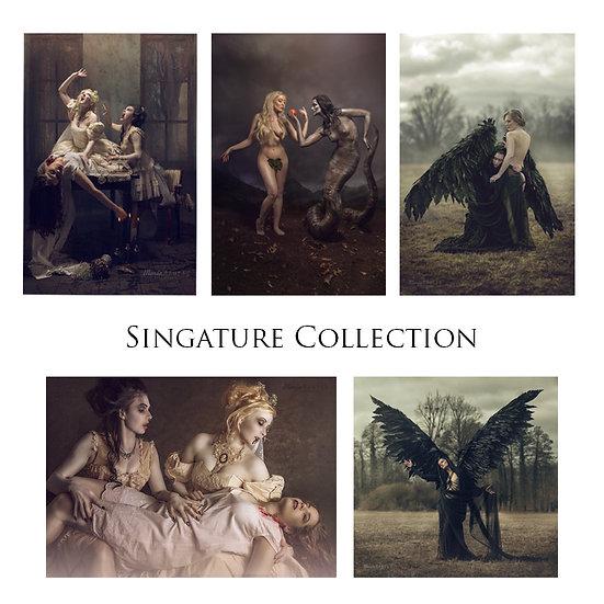 "Postcard Set ""Signature Collection"""