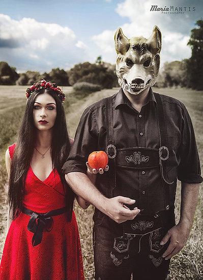 "Postcard ""Grimm's Gothic"""