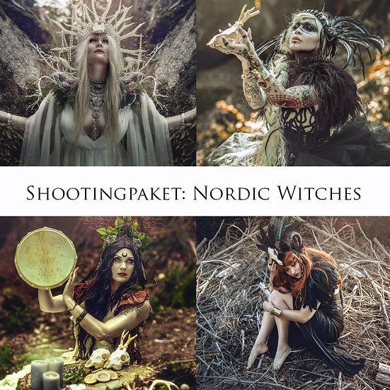 Shootingpaket Nordic Witches