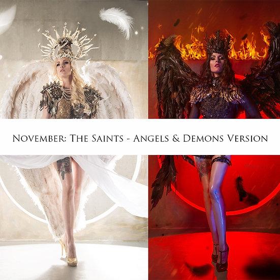 The Saints - Angels&Demons Edition