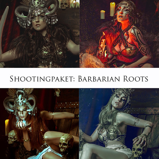 Shootingpaket Barbarian Roots